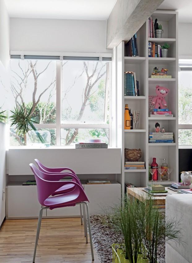 escritório-organização-gavetas (Foto: Casa e Jardim)