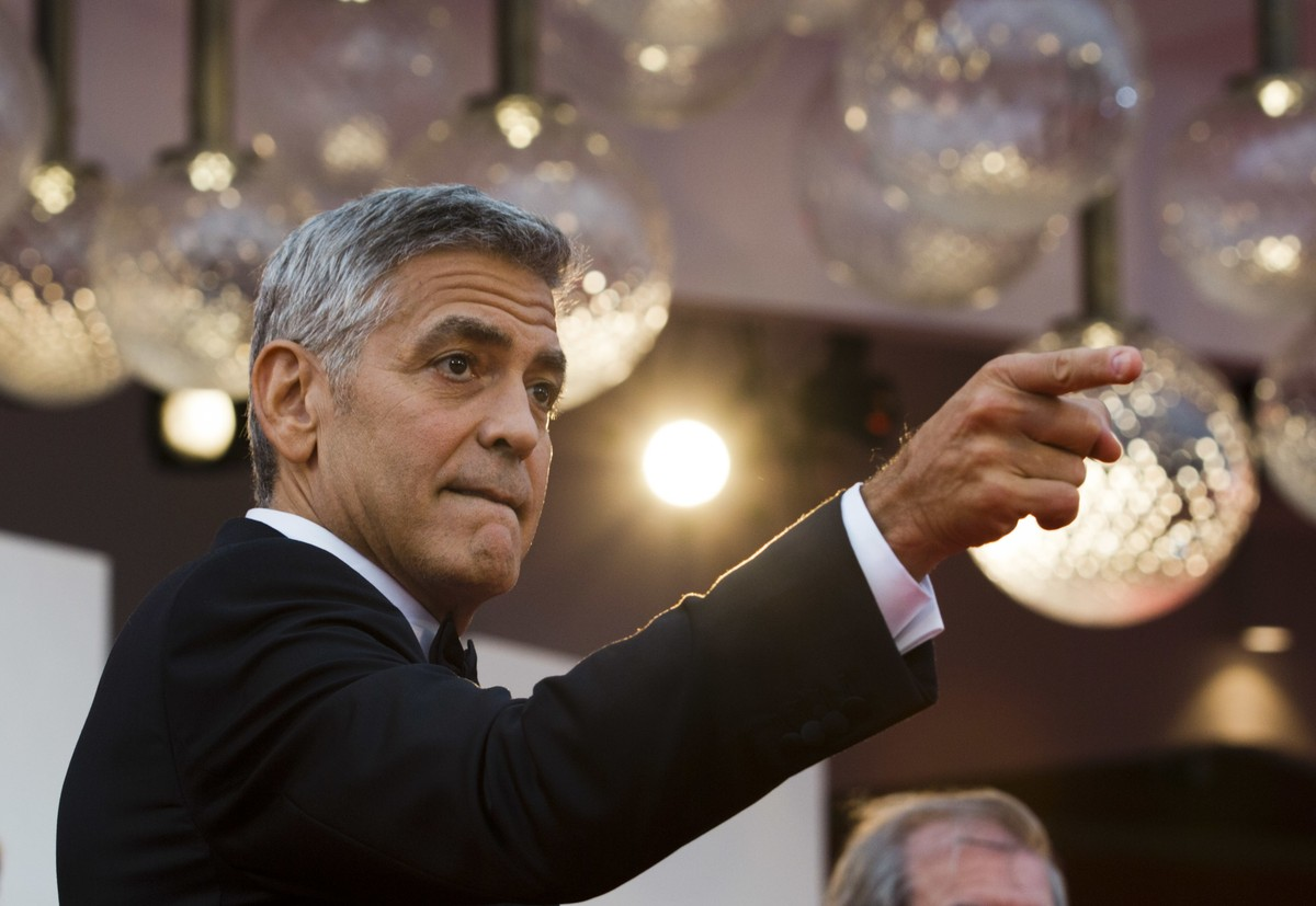 George Clooney prepara série sobre escândalo Watergate