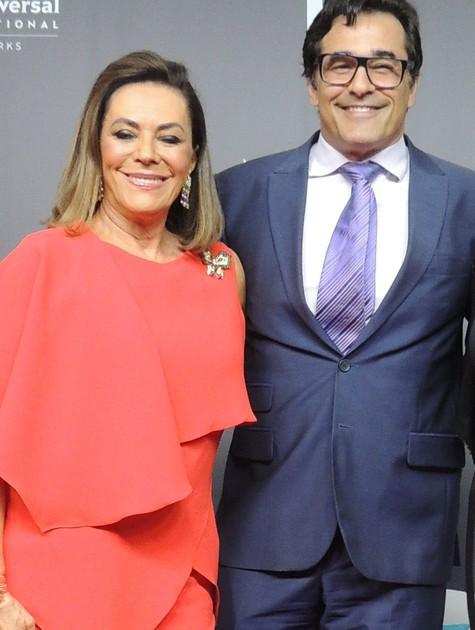 Beth e Luciano Szafir (Foto: Divulgação)