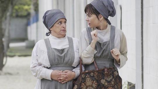 Vídeos comprovam que Susana e Petúlia são as rainhas da trapalhada