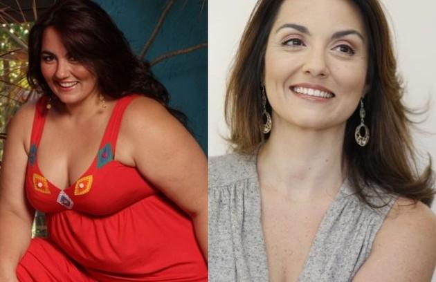 Renata Celidônio fez uma redução de estômago em 2012 e perdeu quase 70 quilos (Foto: Arquivo O Globo)