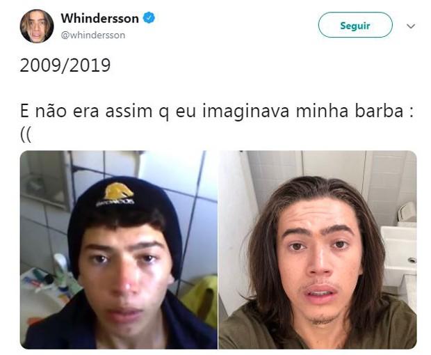 Whindersson Nunes (Foto: Reprodução / Twitter)