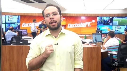 #Sextou no Cartola FC! Juscelino Filho traz dicas para a 5ª rodada