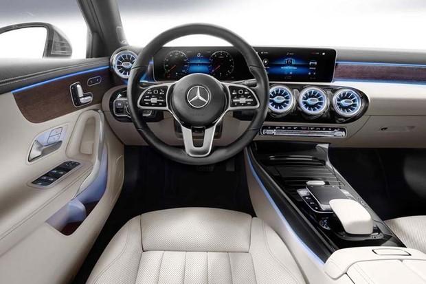 Mercedes-Benz Classe A sedã (Foto: divulgação)