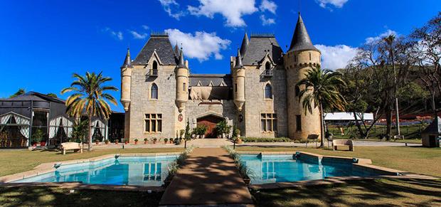 Castelo de Itaipava (Foto: Reprodução)