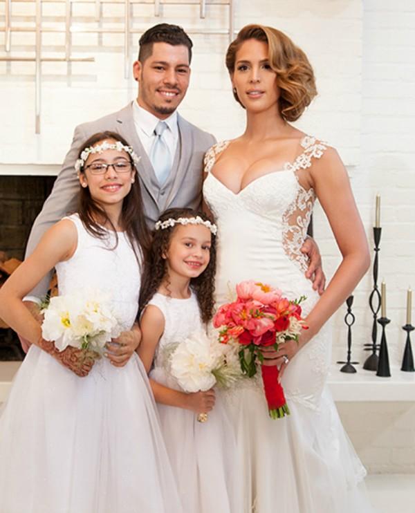 Carmen Carrera Married