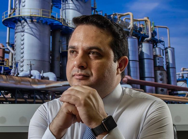 Evandro Gussi, presidente da União da Indústria de Cana-de-Açúcar (Unica) (Foto: Rogerio Albuquerque)