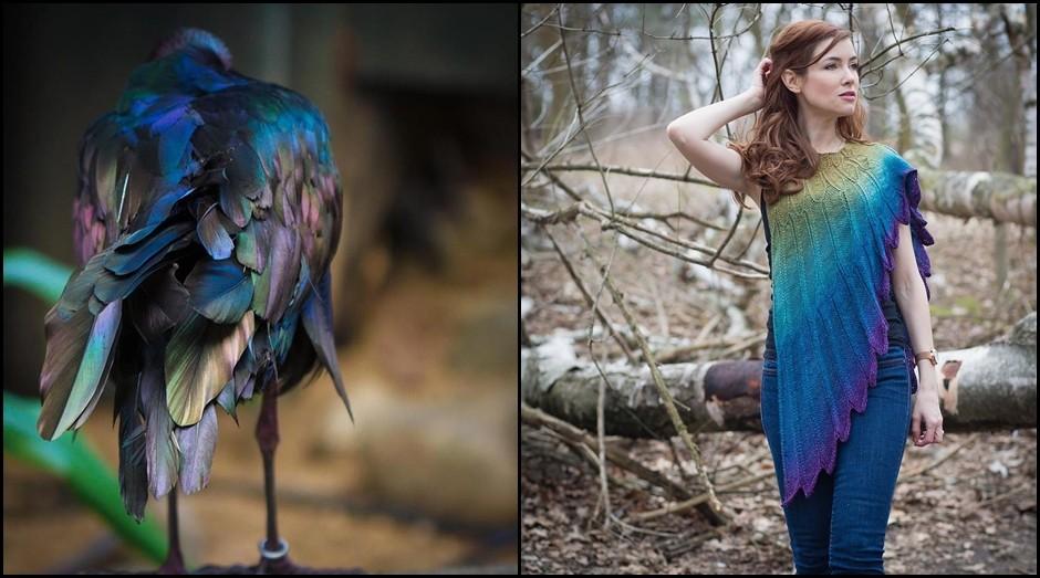 As criações de Kyle Vey e Shireen Nadir se inspiram em cores da natureza (Foto: Reprodução)