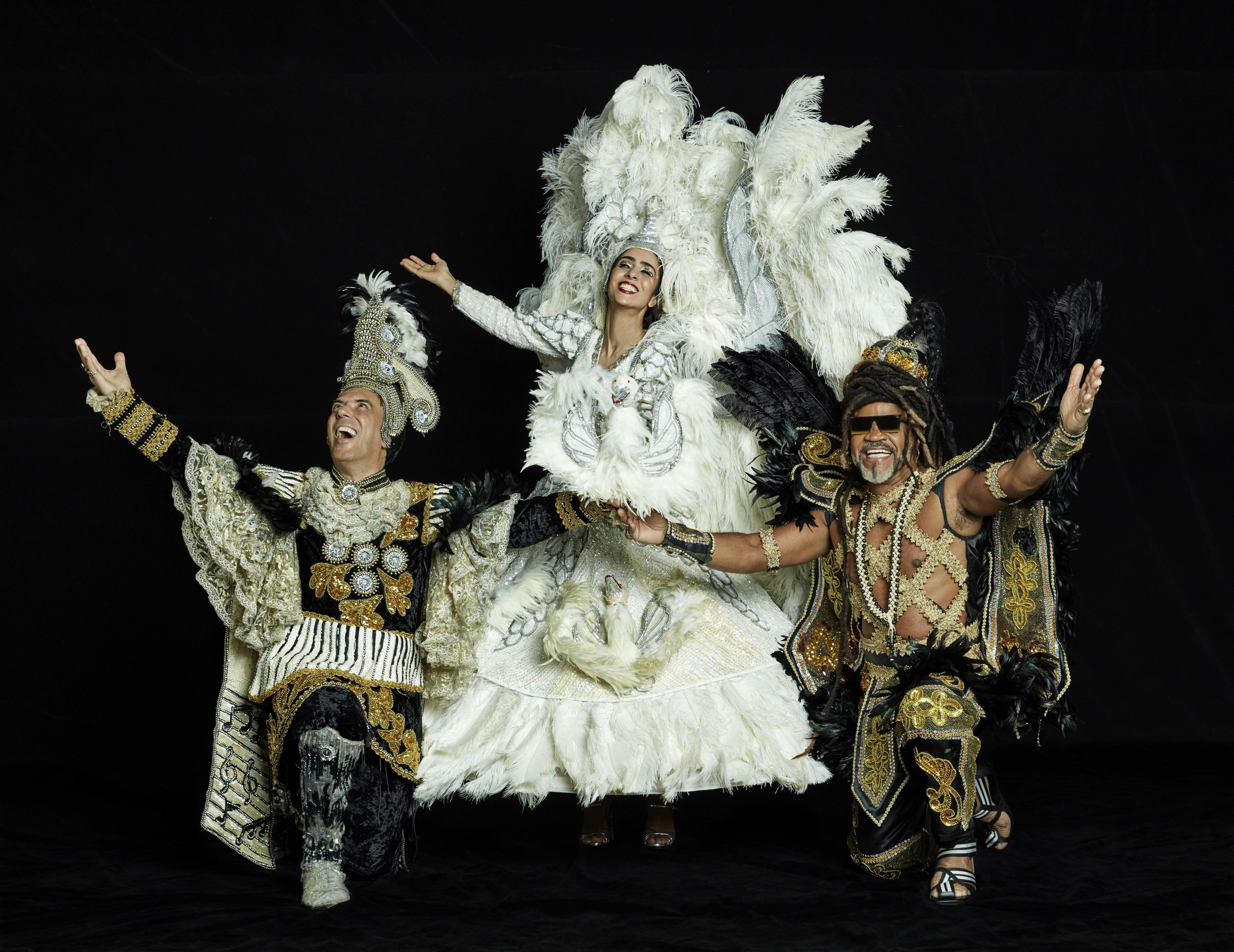 Tribalistas anunciam show extra da turnê para outubro em arena do Rio de Janeiro 2