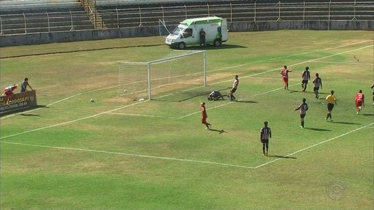 Itapirense surpreende Paulista e embola classificação do Grupo 8 da Segundona