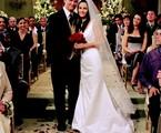 Monica e Chandler Bing em 'Friends' | Reprodução da internet