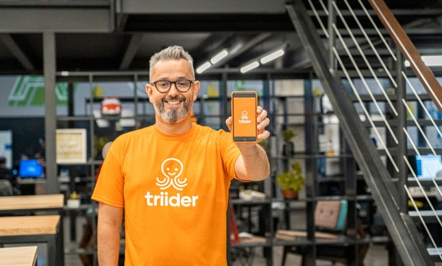 Juliano Murlick, CEO da Triider