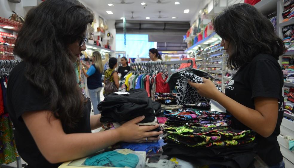 -  Empregos temporários é tema do quadro Balcão de Oportunidades  Foto: Anne de Freitas/G1
