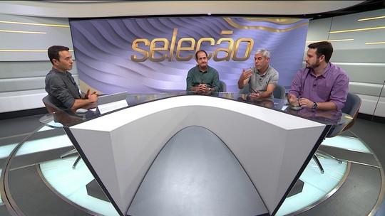 Muricy diz que levaria Arthur e Luan para a Copa e Raphael Rezende fala sobre Giuliano