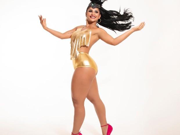 Mileide Mihaile (Foto: Alan Uchoa )