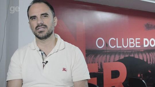 Reforços, vendas e base: Rodrigo Caetano projeta 2019 e faz balanço do ano no Inter