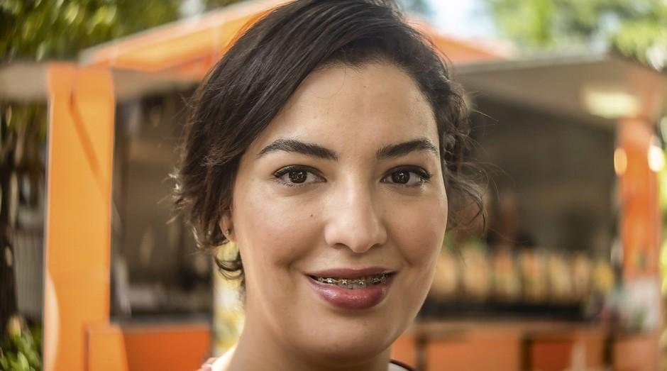 Basma El Halabi, fundadora do Banarabi Culinária Árabe (Foto: Luiz Maximiano)