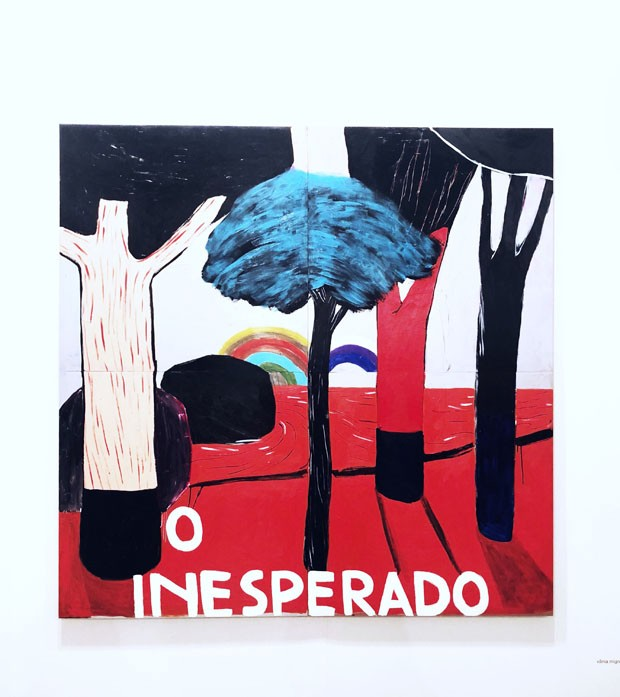 Confira as melhores obras da SP-Arte (Foto: Beta Germano)