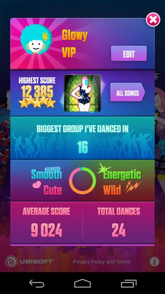 just dance now download smart tv