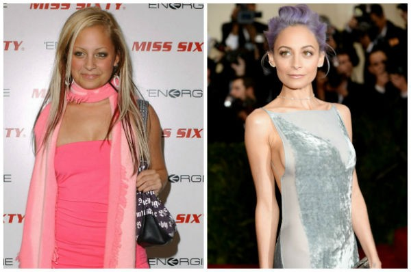 Nicole Richie (2003/2014) (Foto: Getty Images)