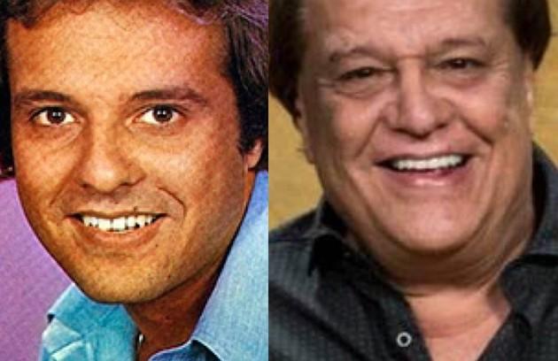 Dennis Carvalho foi Netinho, jovem bancário controlado pela mãe, Margarida (Myriam Pires). Diretor há anos, ele comandará a próxima novela de Gilberto Braga (Foto: TV Globo)