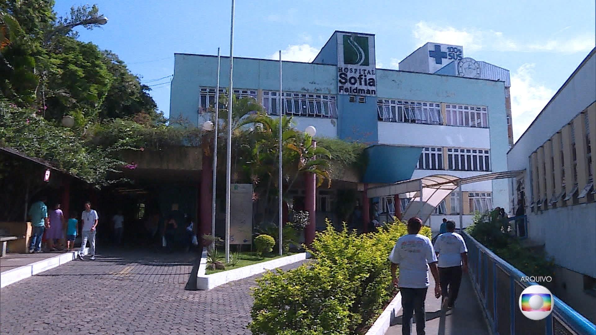 Coronavírus: Hospital Sofia Feldman receberá R$ 175 mil para compra de insumos emergenciais