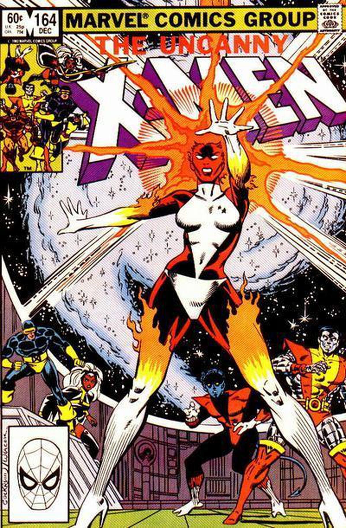Após voltar do Limbo, Danvers se torna a heroína Binária (Foto: Dave Cockrum/Marvel)