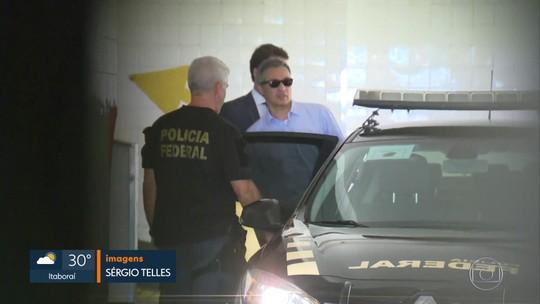Polícia prende, no Rio, Márcio Lobão, filho do ex-ministro Edison Lobão