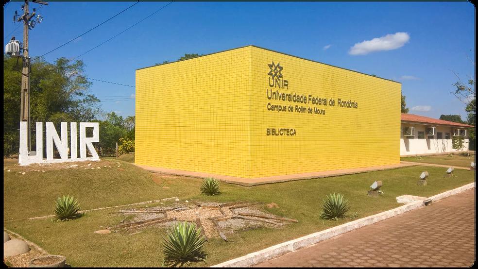 São 60 vagas disponíveis para o curso no Campus Unir de Rolim de Moura (Foto: Unir/Divulgação)