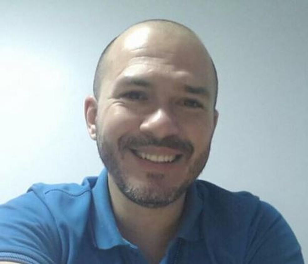 Delegado Gustavo Sotero (Foto: Arquivo Pessoal)