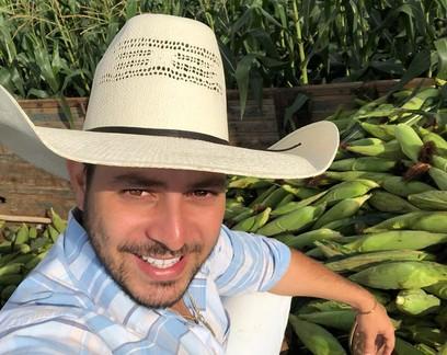 Agro no BBB21: Fazendeiro de Anápolis está entre os participantes da nova edição do reality