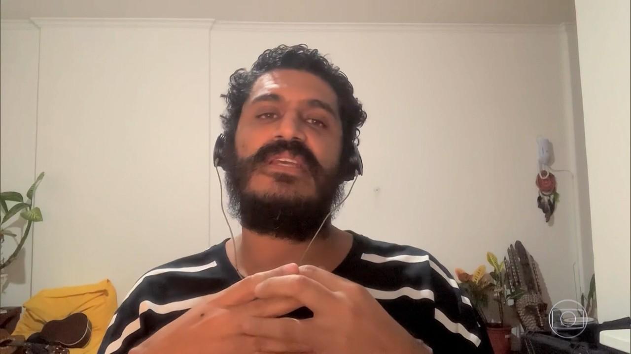 Criolo e Milton Nascimento comentam os protestos contra o racismo no mundo