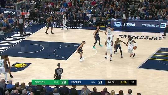 Melhores momentos: Indiana Pacers 122 x 117 Boston Celtics