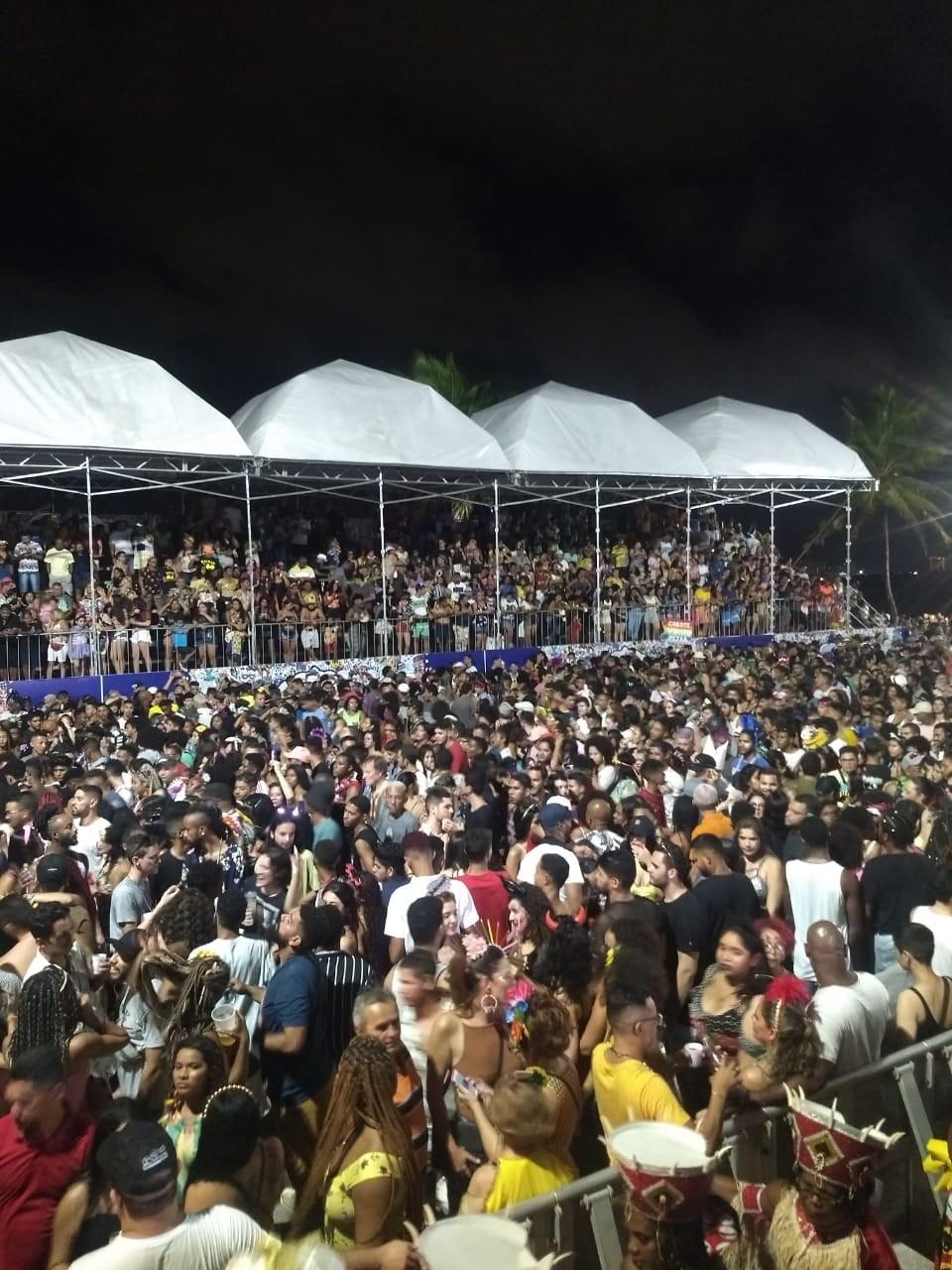 AO VIVO: Carnaval no Circuito Beira Mar, em São Luís