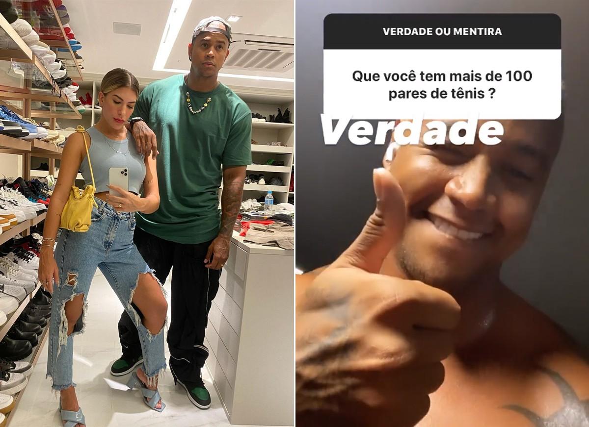 Leo Santana e Lore Improta (Foto: Reprodução / Instagram)