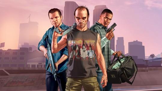 Foto: (GTA 5 é uma das ofertas na PSN (Foto: Divulgação/Rockstar))
