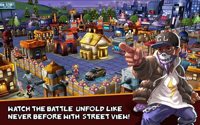Viciado em Clash of Clans? Conheça um game com gangsters da pesada  (Foto: Divulgação)