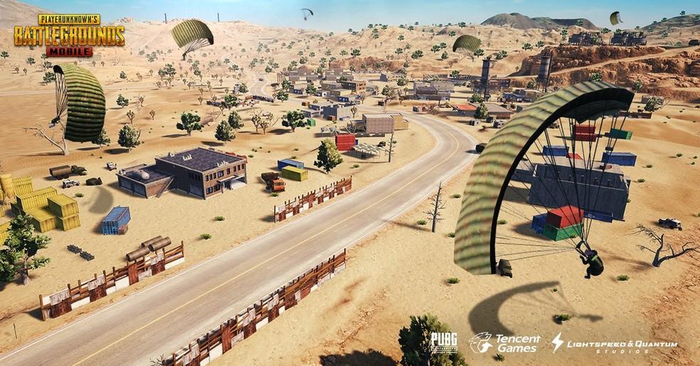 PUBG é um Battle Royale famoso no PC, Xbox One e PS4 — Foto: Reprodução/Facebook PUBG Mobile