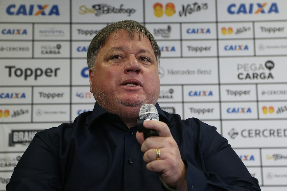 Anderson Barros tenta mais duas contratações antes do Carioca (Foto: Vitor Silva/SSPress/Botafogo)
