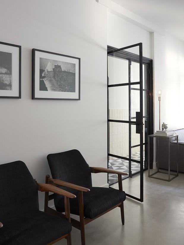 Cozinha de estar moderniza apartamento antigo (Foto: Divulgação)