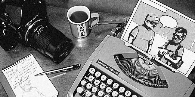 Jornalismo (Foto: Arquivo Google)