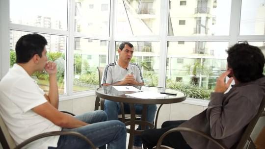 Carille define: Cássio vai levantar a taça do Brasileirão pelo Corinthians