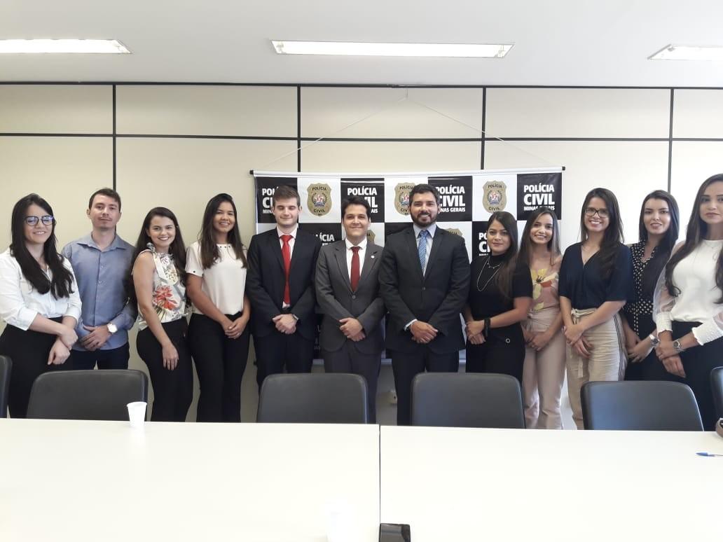 Municípios do Norte de Minas Gerais recebem novos escrivães e delegados
