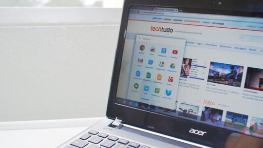Foto: (Browser é o seu sistema, pelo menos no Google Chrome OS (Foto: Andréa Lagareiro))