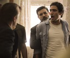 Renato Góes em cena de 'Os dias eram assim' | TV Globo