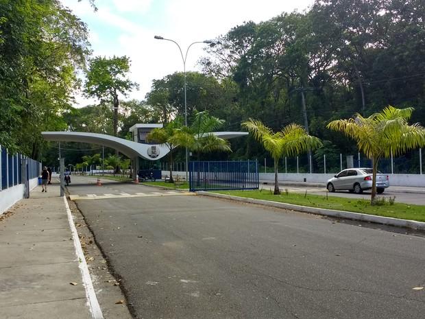 Universidade Federal da Paraíba (UFPB), campus João Pessoa (Foto: Krystine Carneiro/G1)
