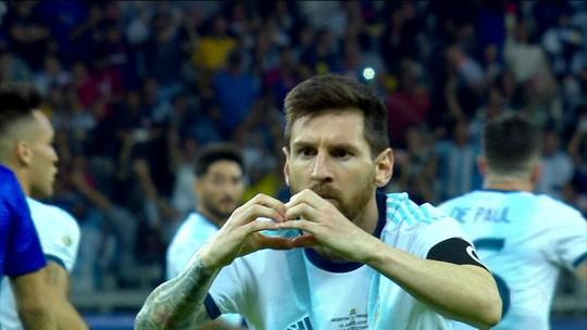 Veja os gols e melhores momentos dos jogos desta quarta-feira (19) na Copa América