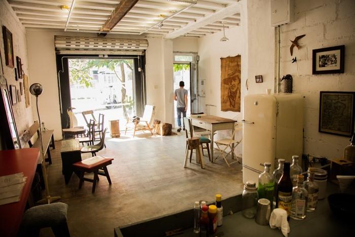 O Pablo, novo bar dos Jardins (Foto: André Passos)