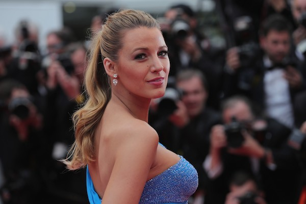 A atriz Blake Lively (Foto: Getty Images)