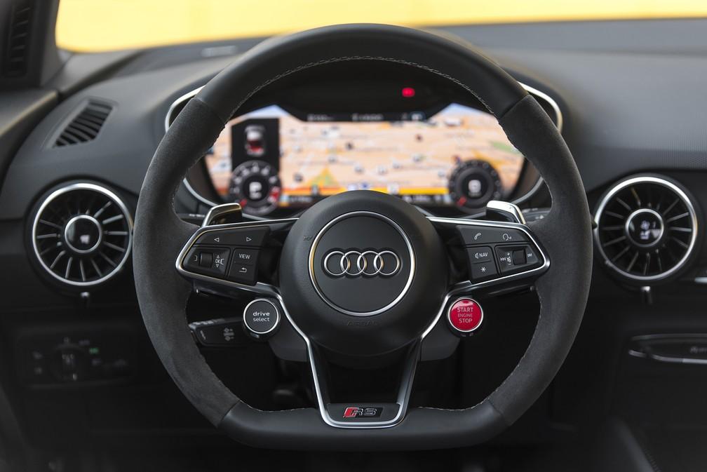 Audi TT RS (Foto: Audi/Divulgação)